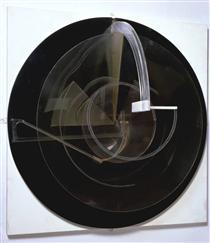 Circular Relief - Naum Gabo