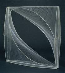 Linear Construction No. 1 - Naum Gabo