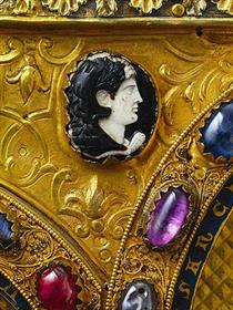 Cameo with Head of Ruler, 2nd Cent. before Christ - Nicholas of Verdun