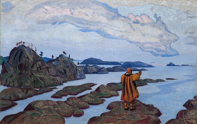 Command, 1917 - Nicholas Roerich