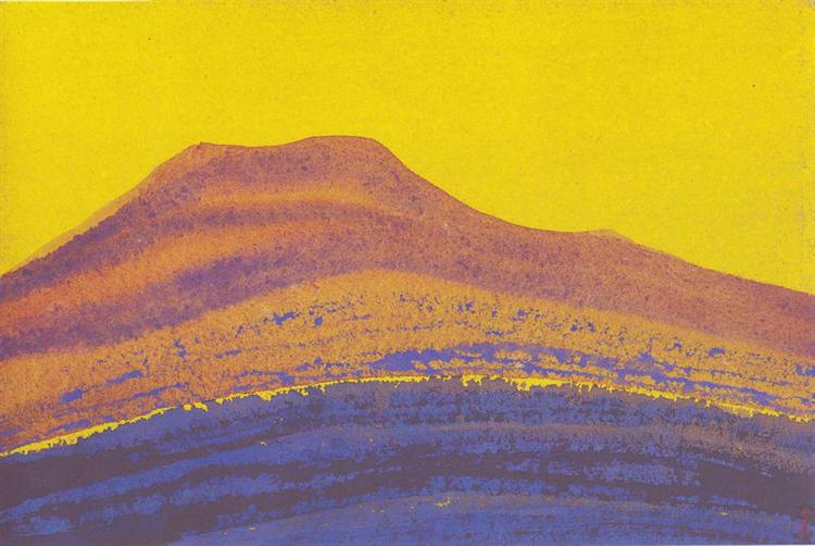 Himalayas - Nicholas Roerich