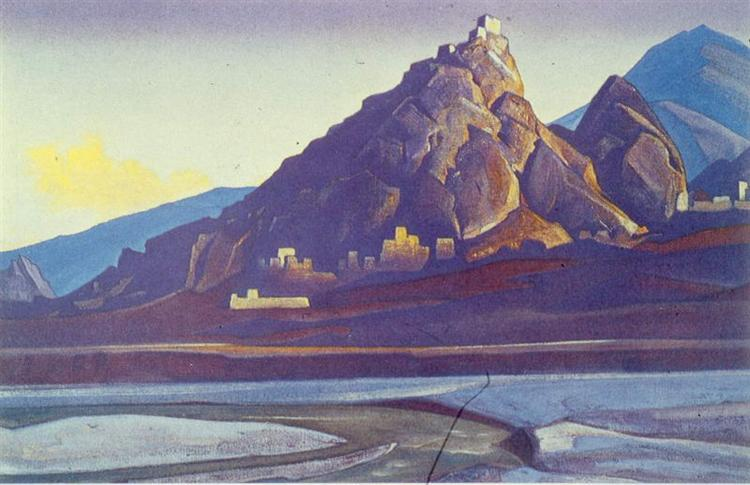 Maulbek, 1937 - Nicholas Roerich