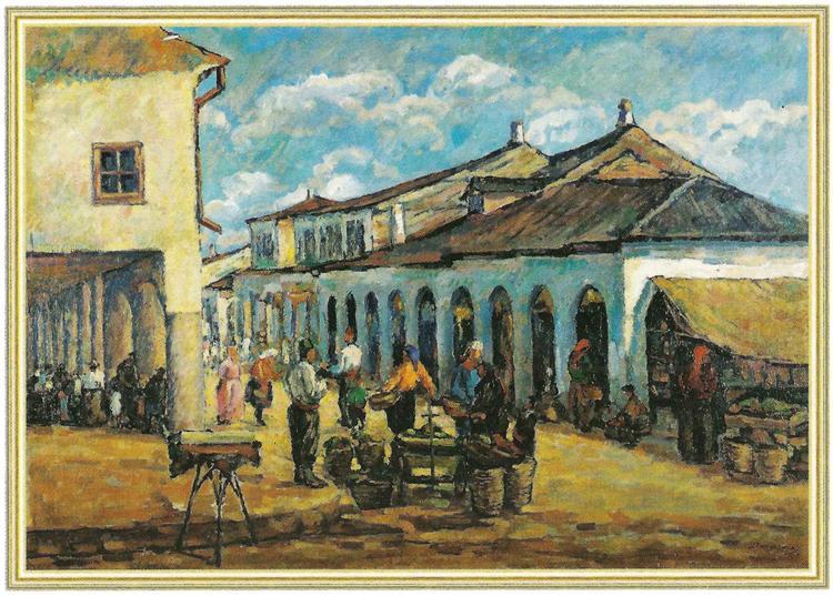 Tulcea Square - Nicolae Darascu
