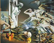 Invasion of Eternity - Nicolae Maniu