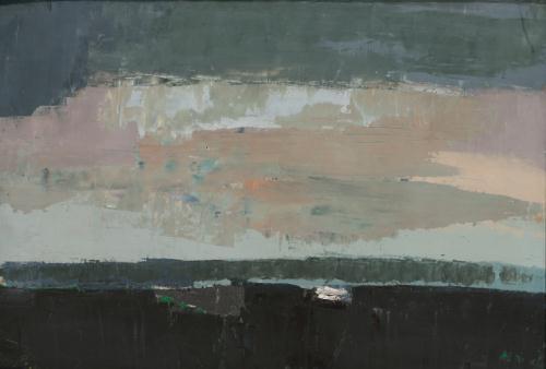Gentilly, 1952 - Nicolas de Staël