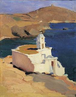 Tinos Agios Markos, 1923 - Nikolaos Lytras