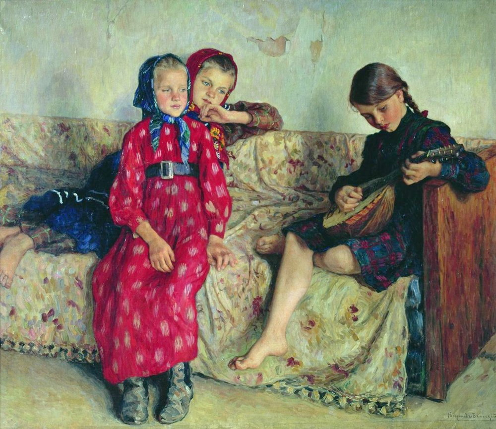 http://uploads0.wikipaintings.org/images/nikolay-bogdanov-belsky/country-friends.jpg
