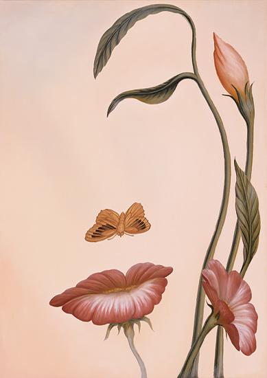 Mouth of Flower - Octavio Ocampo