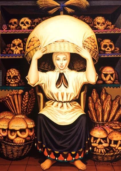 Skull - Octavio Ocampo
