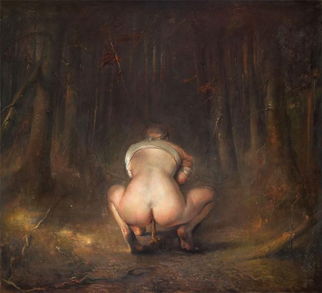 Twilight, 1981 - Odd Nerdrum