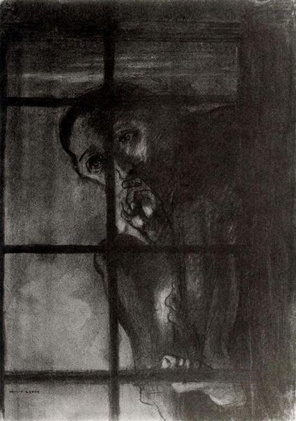 The Accused, 1887 - Odilon Redon