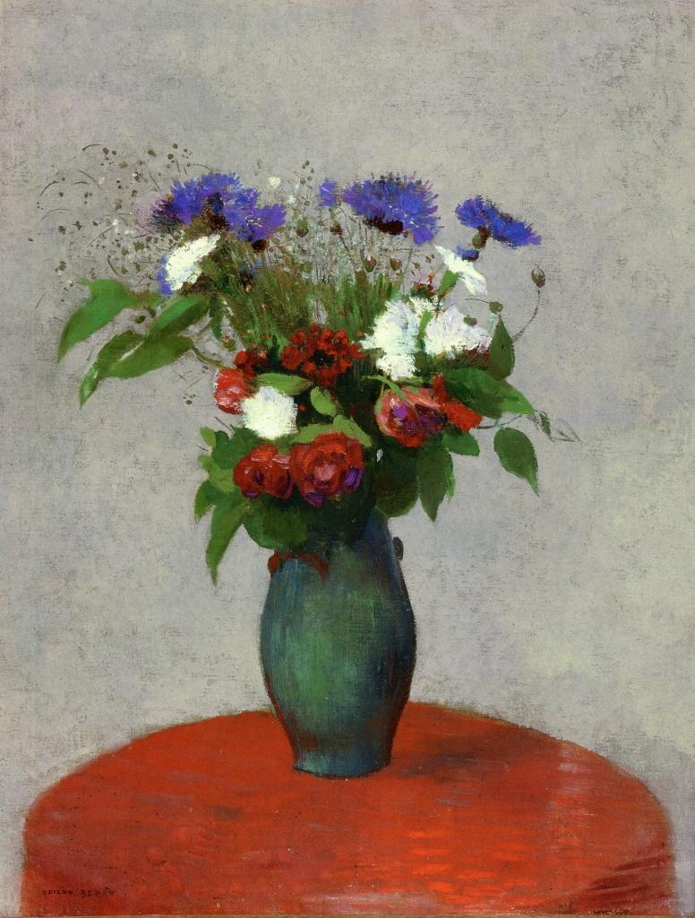 Фото картин ваза с цветами