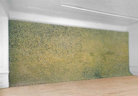 Moss Wall - Olafur Eliasson