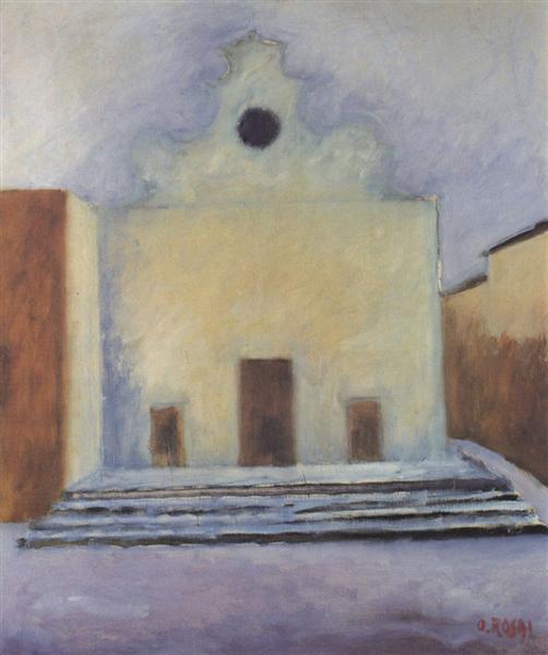 Santo Spirito - Ottone Rosai