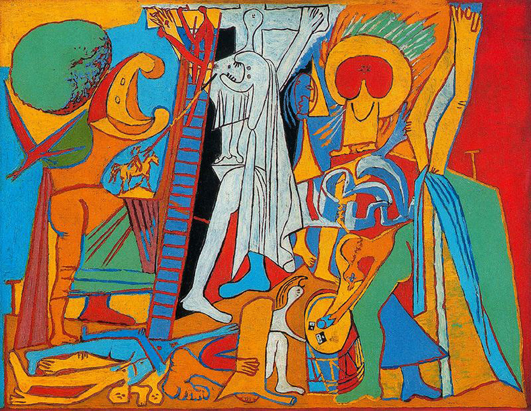 All Paintings by Pablo Picasso