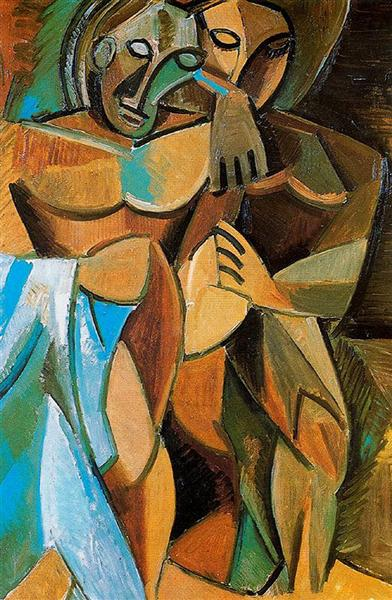 Friendship, 1908 - Pablo Picasso