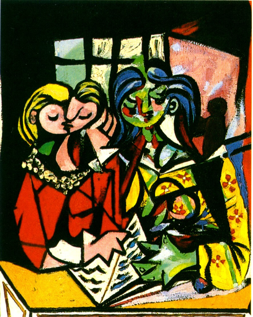 Cubist Paintings Picasso Most Famous