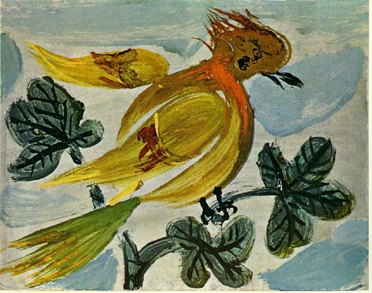 Untitled, 1939 - Pablo Picasso