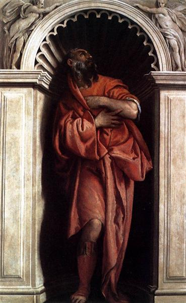 Plato, c.1560 - Paolo Veronese
