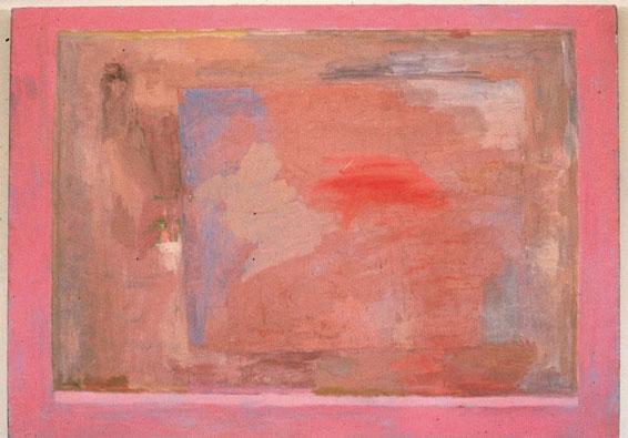 Magus, 1981 - Pat Lipsky