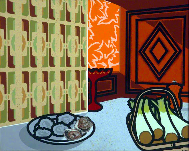 Still Life: Autumn Fashion, 1978 - Patrick Caulfield