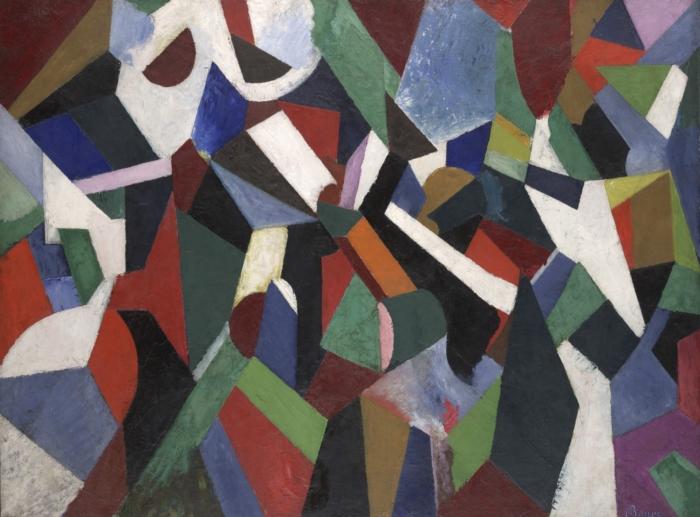Composition II, 1916 - Patrick Henry Bruce