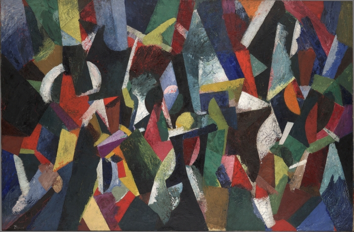 Composition IV, 1916 - Patrick Henry Bruce