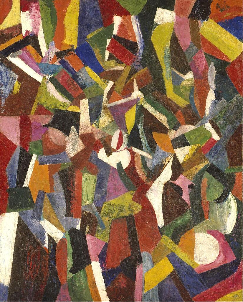 Composition VI, 1916