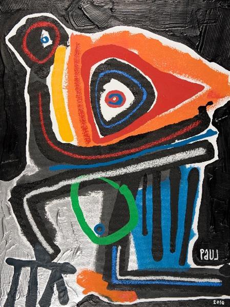 Untitled, 2010 - Paul du Toit