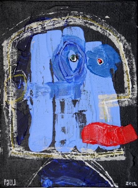 Untitled, 2012 - Paul du Toit