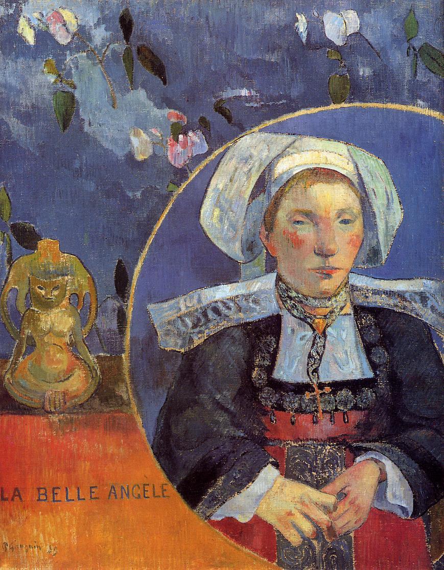 保罗·高更 Paul Gauguin - 水木白艺术坊 - 贵阳画室 高考美术培训