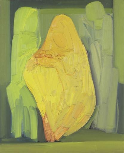 The Fruit Seller, 1972 - Paul Guiragossian