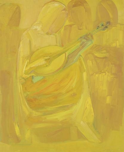 The Musician - Paul Guiragossian