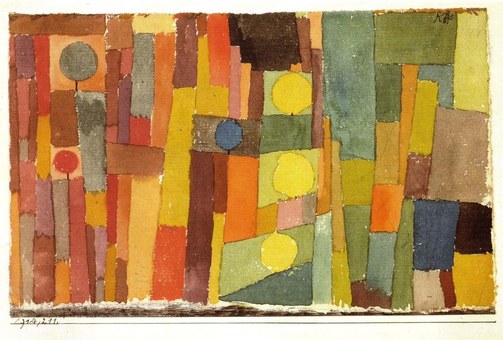 Paul Klee - Lessons - Tes Teach