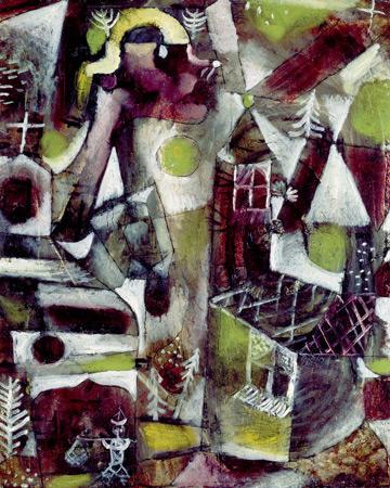 Swamp legend, 1919 - Paul Klee