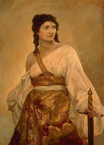 Judith - Paul Peel