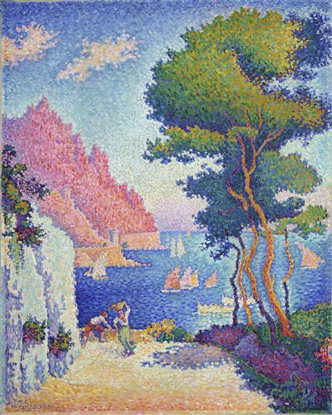Capo di Noli, 1898 - Paul Signac