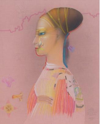 Pisanelle, 1995 - Paul Wunderlich