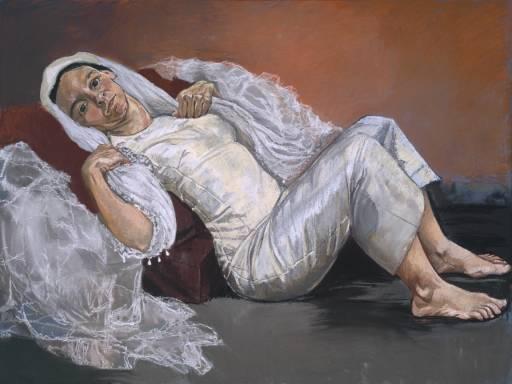 Bride, 1994 - Paula Rego