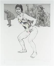Pendle Witches - Paula Rego
