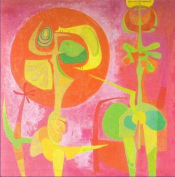 Canto de soles. París, 1968 - Pedro Coronel