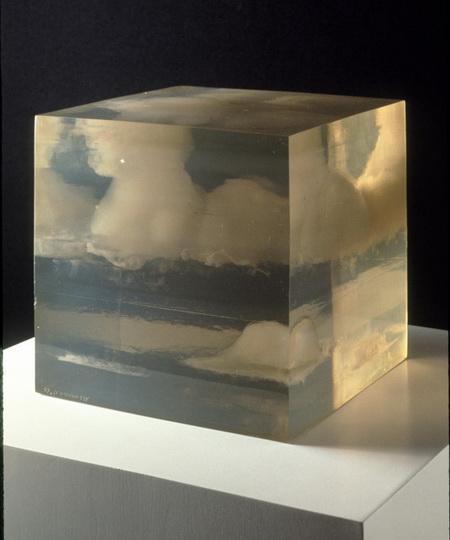 Cloud Box, 1966 - Peter Alexander