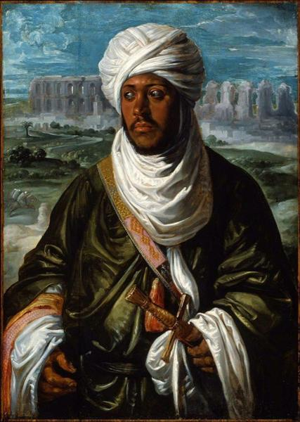Mulay Ahmad, c.1609 - Peter Paul Rubens