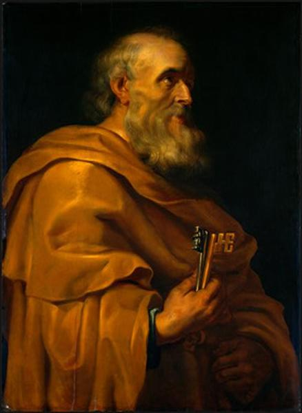 Saint Peter, c.1616 - c.1618 - Peter Paul Rubens