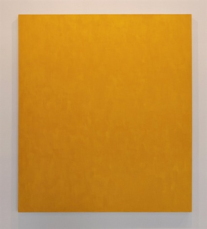 Untitled (Yellow), 1999 - Phil Sims