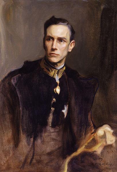 John Loader Maffey, 1st Baron Rugby, 1923 - Philip de Laszlo