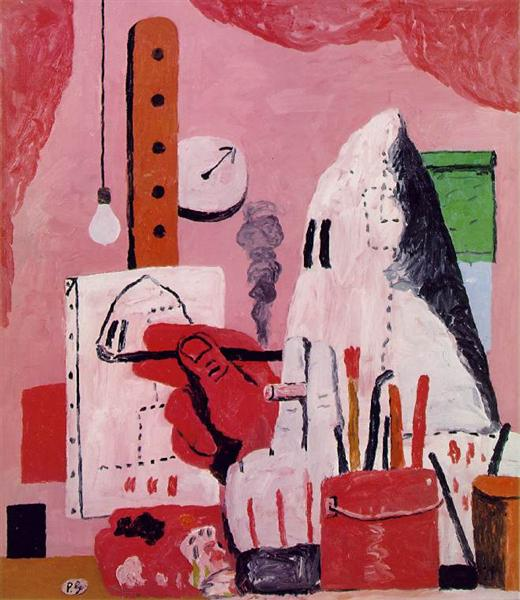 The Studio, 1969 - Philip Guston