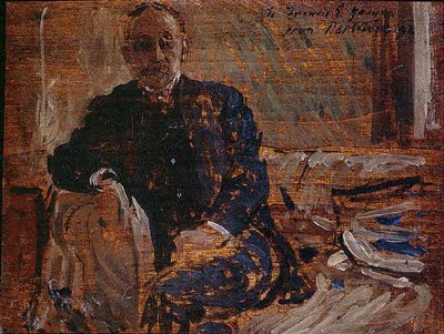 Portrait of Francis Edward James, 1892 - Philip Wilson Steer