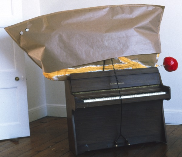 Object for a piano, 1999 - Філіда Барлоу