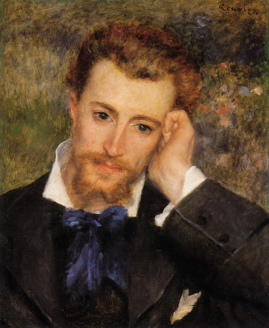 Eugene Murer - Pierre-Auguste Renoir - WikiArt.org ...
